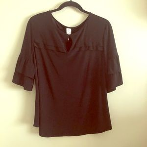 Business casual dress top/blouse